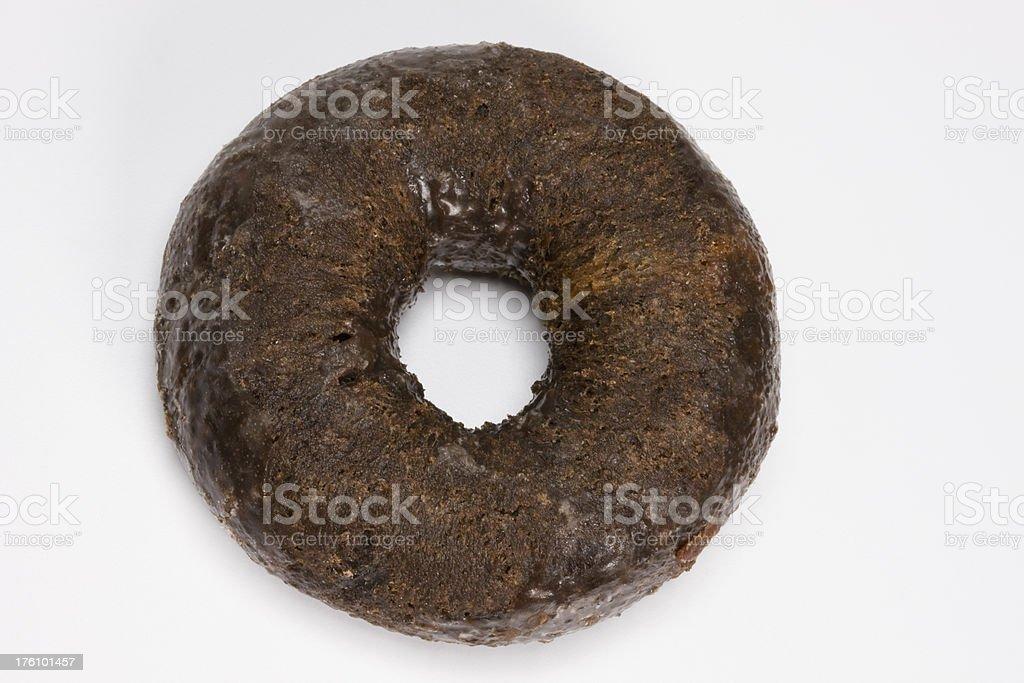Chocolate Donut. stock photo
