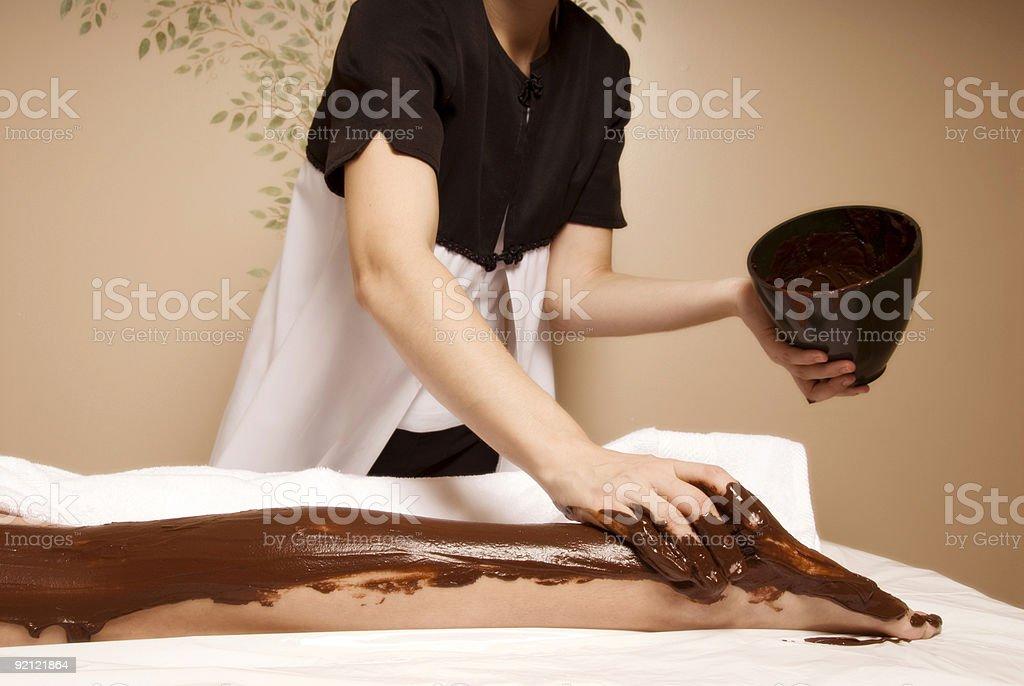Chocolate dream royalty-free stock photo