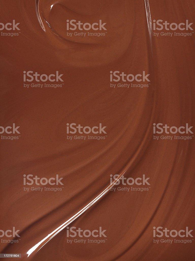 Chocolate Elegance royalty-free stock photo