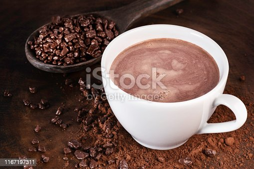 Hot Chocolate, Cocoa Powder, Chocolate, Part Of, Hot Drink