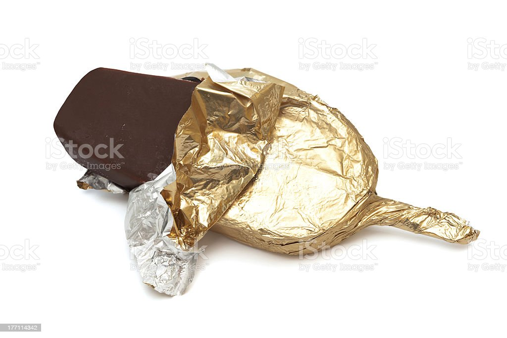 chocolate ice cream royalty-free stock photo