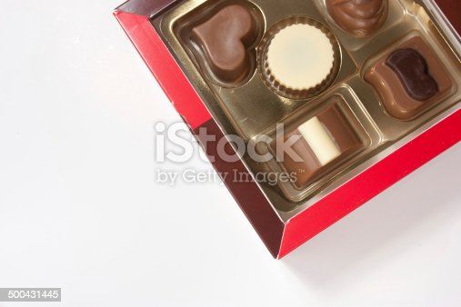 183269671 istock photo Chocolate in box 500431445