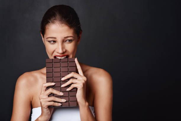 choklad är min svaghet - cravings bildbanksfoton och bilder