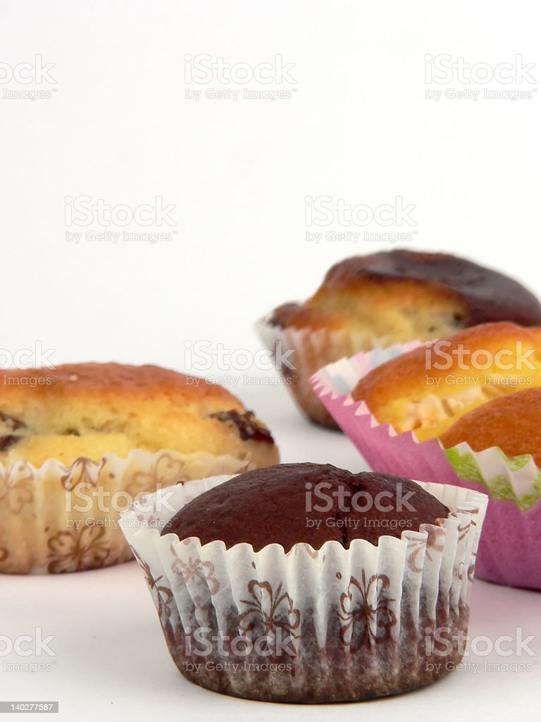 chocolate kookies royalty-free stock photo