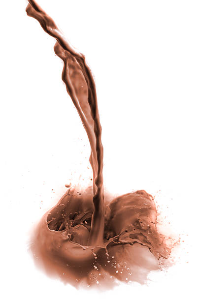 chocolate milk – Foto