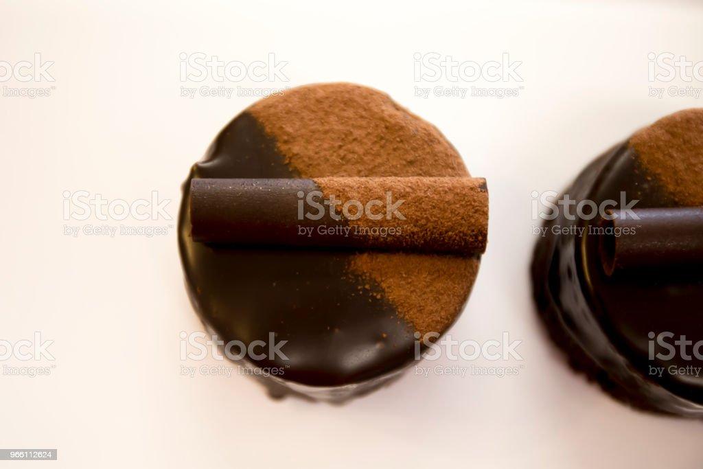 Schokoladenkuchen - Lizenzfrei Australien Stock-Foto