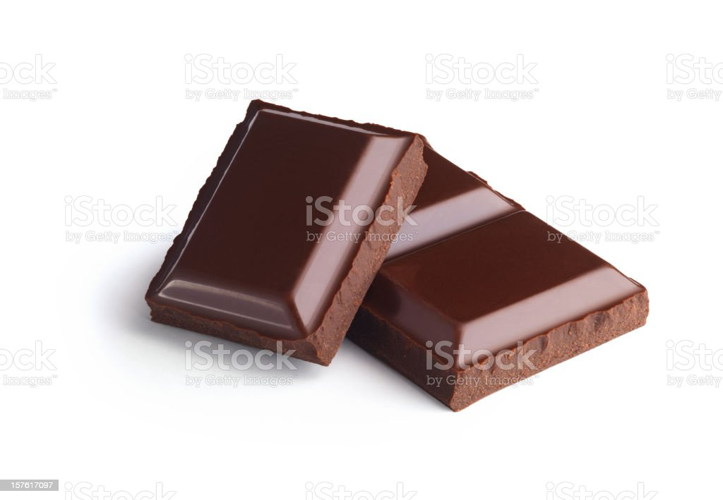 Chocolate royalty-free stock photo