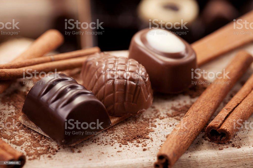 - Schokolade – Foto
