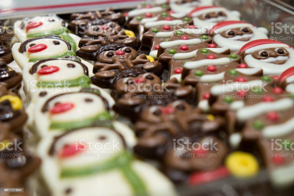 Au chocolat - Photo