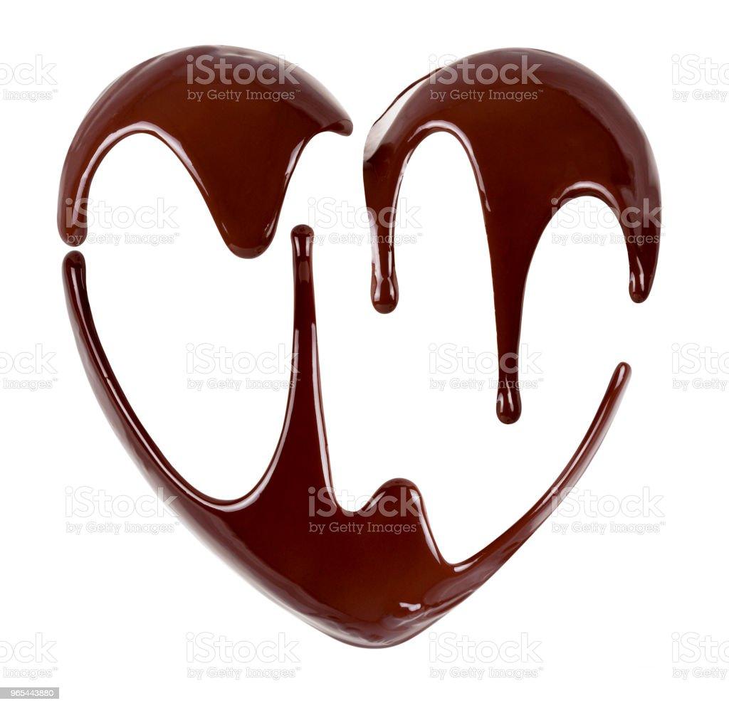 초콜릿 - 로열티 프리 갈색 스톡 사진