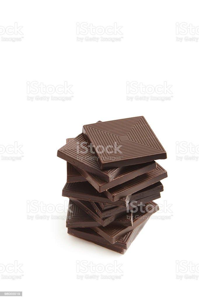 초콜릿 royalty-free 스톡 사진