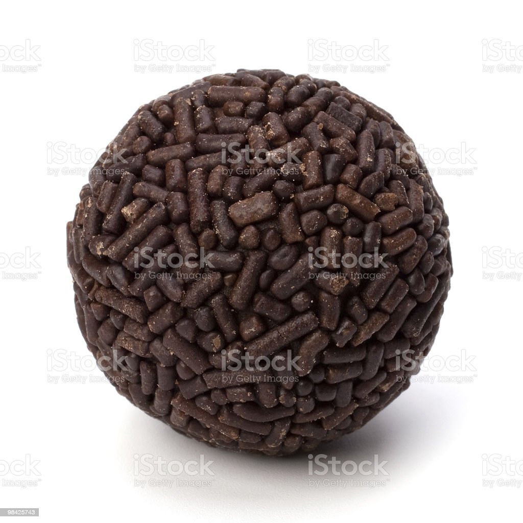 chocolate praline royalty-free stock photo