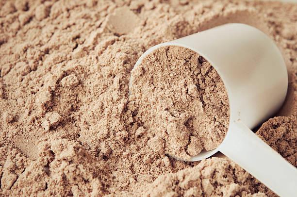 czekolada białko w proszku - białko zdjęcia i obrazy z banku zdjęć