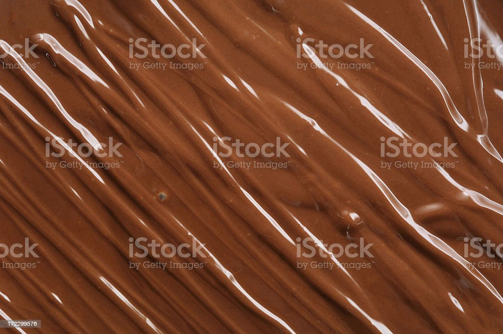 chocolate series royalty-free stock photo