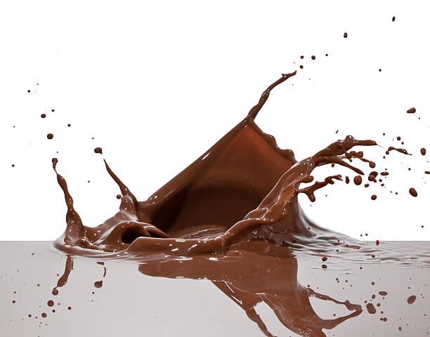 Schokolade splash – Foto