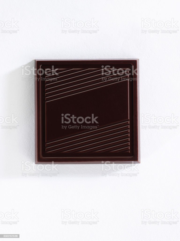 Chocolate Thin stock photo