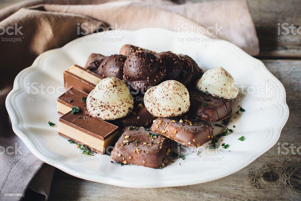 Temps de chocolat - Photo
