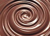 chocolate, 3d, top