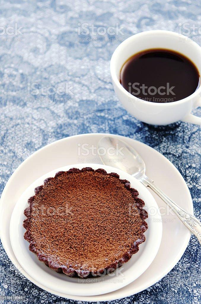 Chocolate treat royalty-free stock photo
