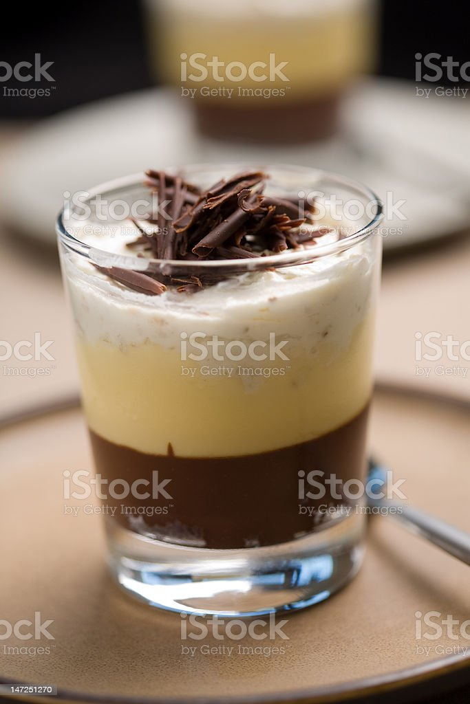 Schokolade trifle – Foto
