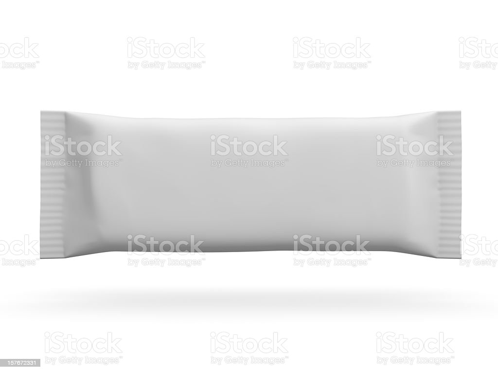 Chocolate/Candy Bar Front royalty-free stock photo
