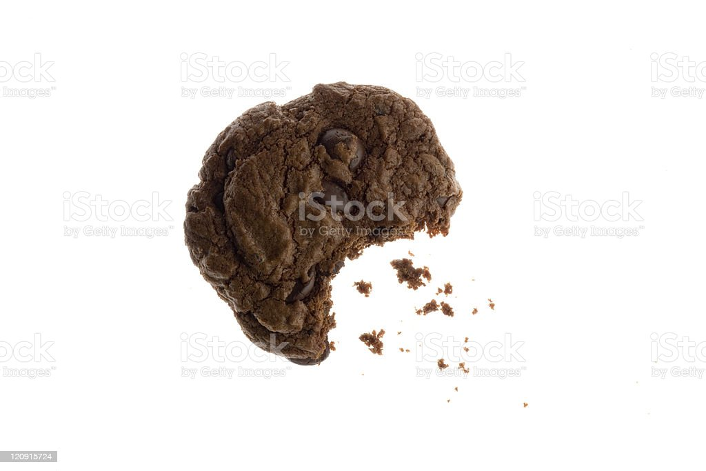 ChocolateCookie-14 stock photo