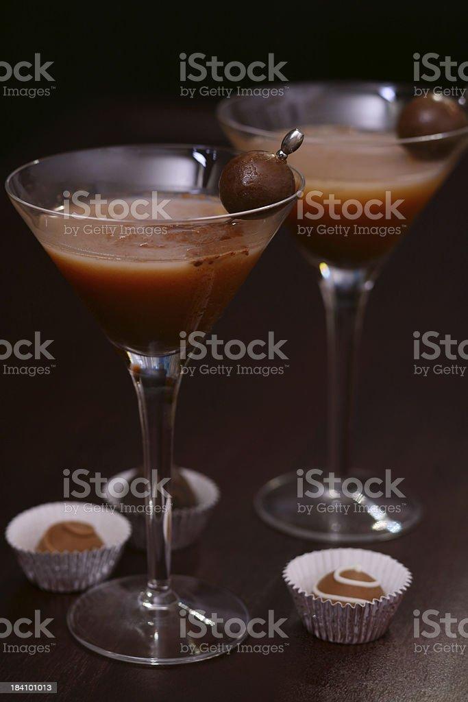 Chocotini stock photo
