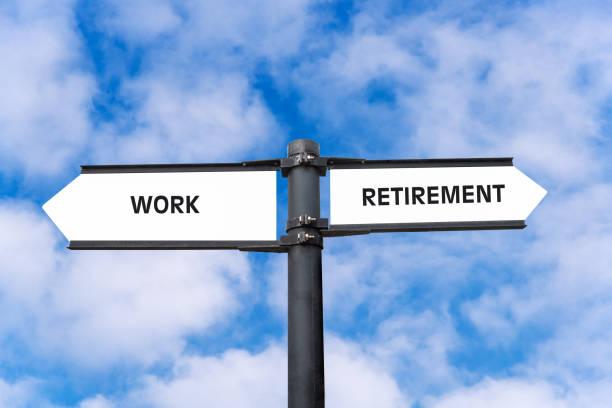 Wahl zwischen Weiterarbeit und Ruhestand – Foto