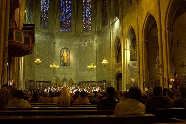 Choeur de la cathédrale - Photo