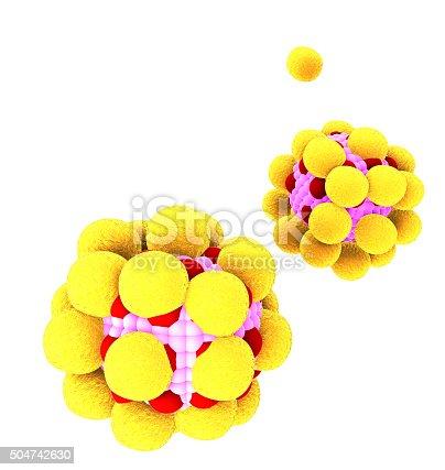 istock cholesterol, cells 504742630