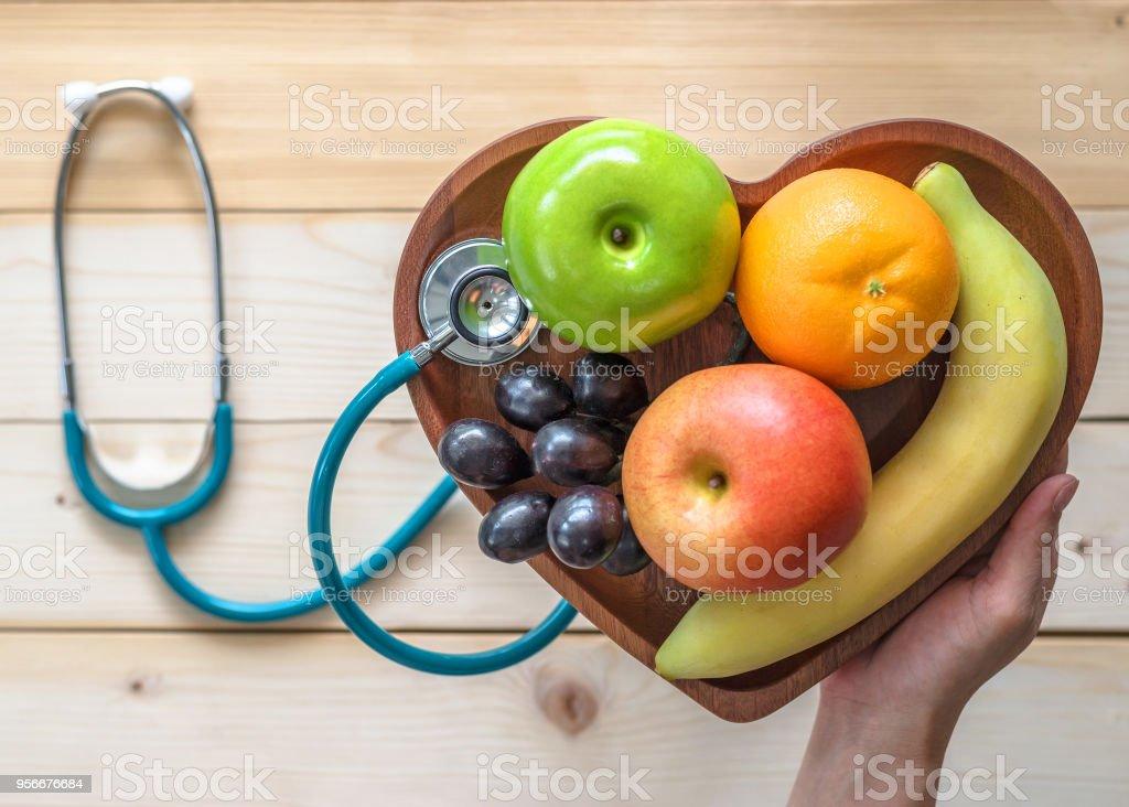 diabetes y alimentos saludables para el corazón