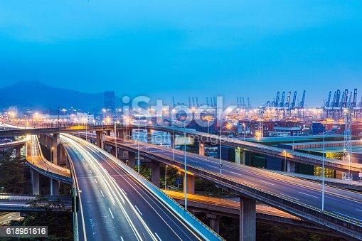 599471112 istock photo chongqing city,china 618951616