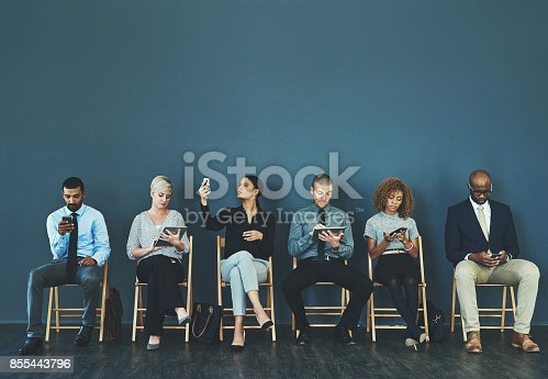 istock Choose a network that won't let you down! 855443796