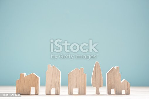 istock Choose home the best for you 1051656094