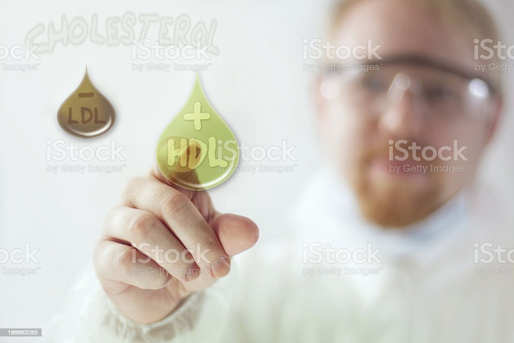 Choose Right Fats stock photo