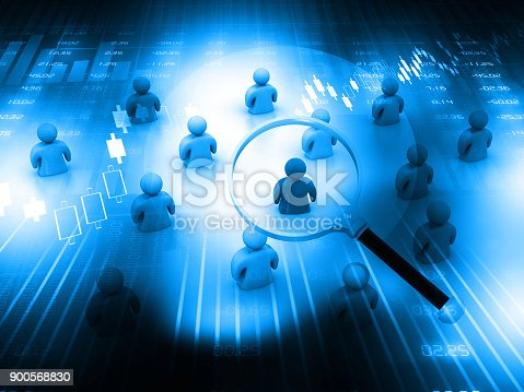 istock Choose the right person 900568830