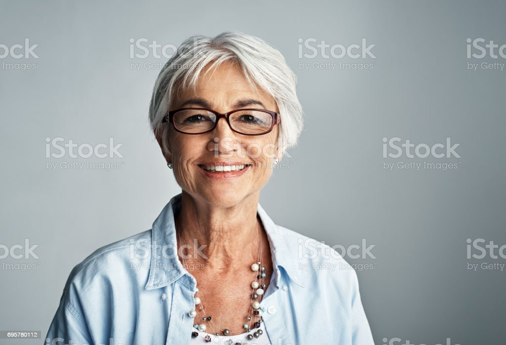 I choose to have a positive outlook on life stock photo