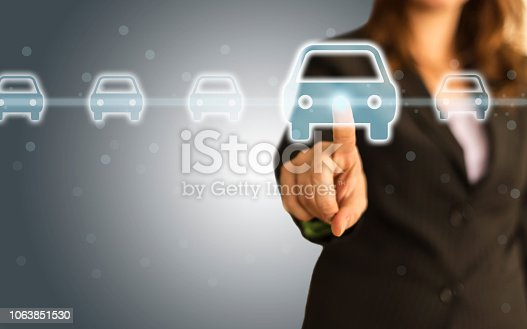 istock Choose your car 1063851530