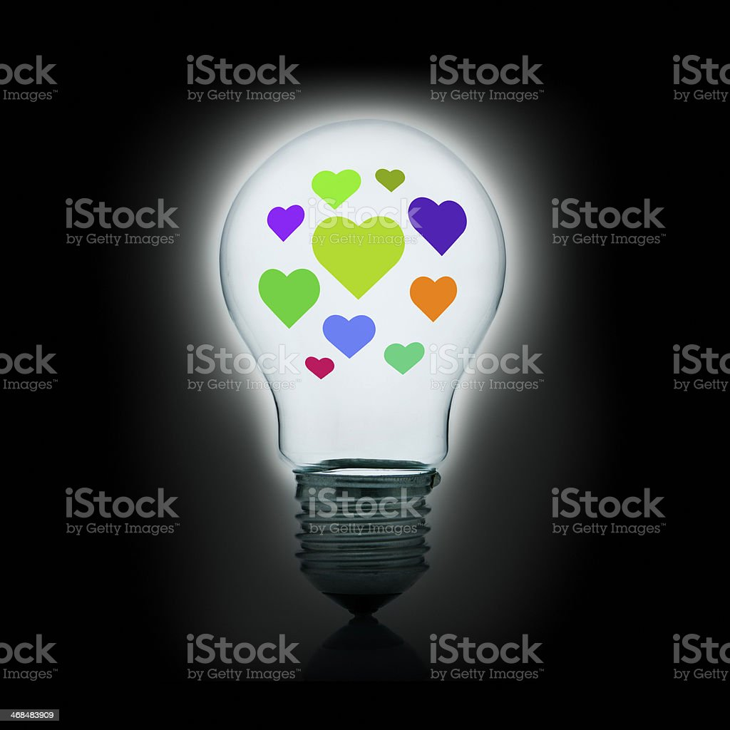 Choosing the perfect love! royalty-free stock photo