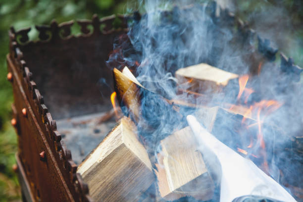 Best Small Bonfire Stock Photos, Pictures & Royalty-Free