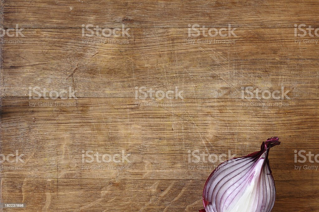 Chopping board background. royalty-free stock photo