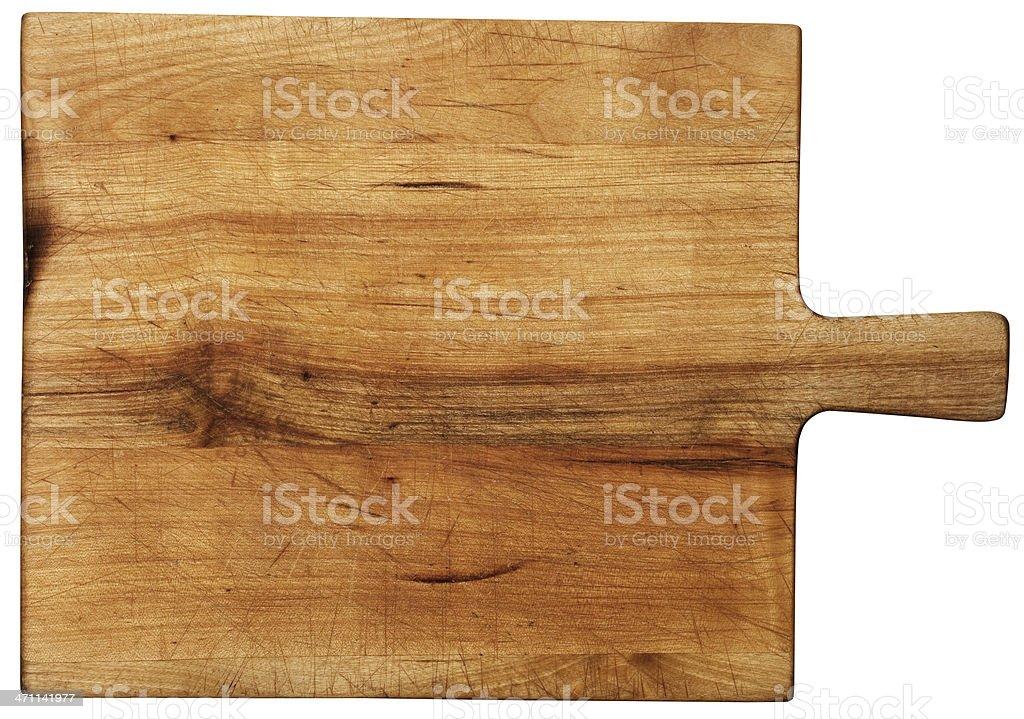 Chopping board royalty-free stock photo