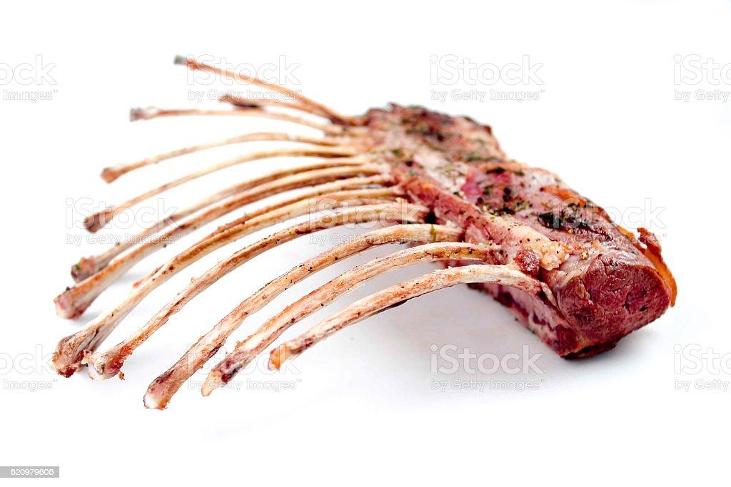 Chops rib foto royalty-free