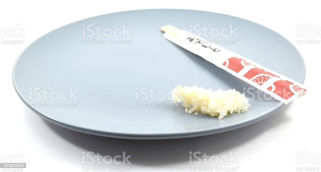 ご飯とお箸 ストックフォト