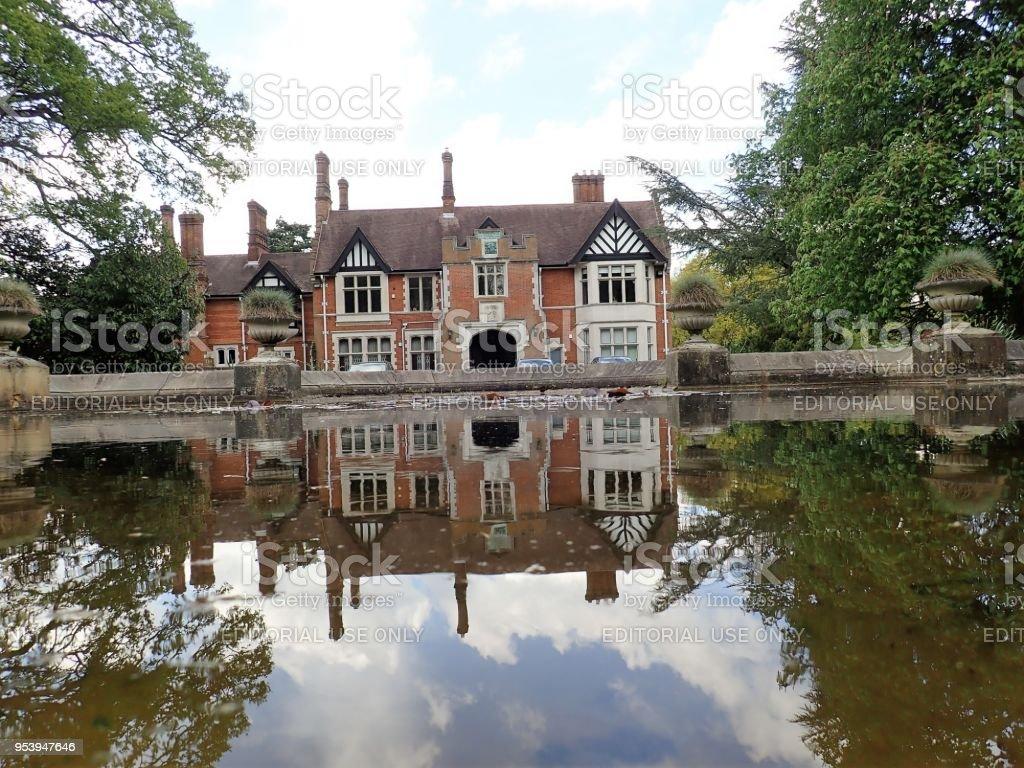 Chorleywood House, Chorleywood stock photo