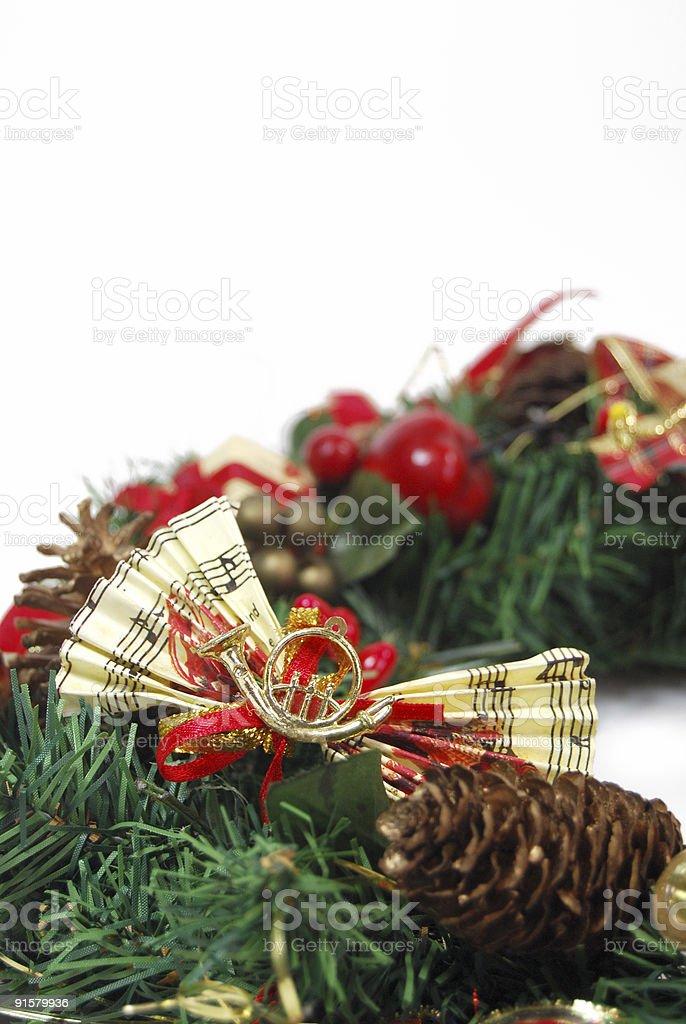 Chrismas Ornament royalty-free stock photo