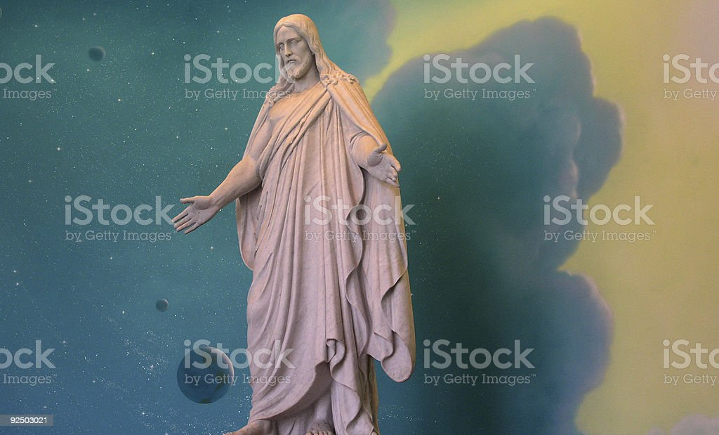 Christus 2 royalty-free stock photo