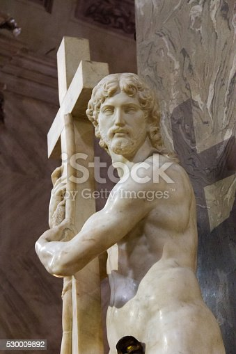 974882202 istock photo Christ Carrying the Cross 530009892
