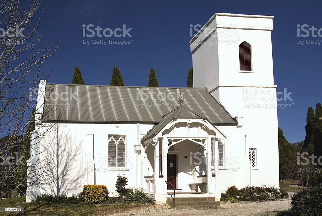 Cristo Church foto stock royalty-free