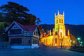 istock Christ Church, Shimla 515816334
